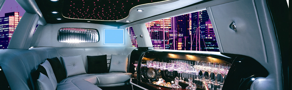 We also feature a menu of luxurious transportation services for life's special moments.
